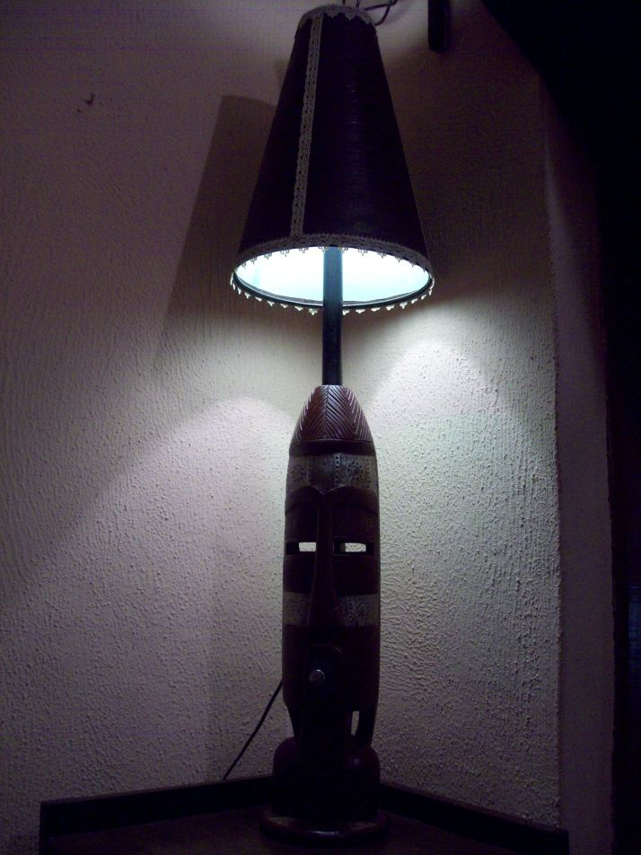 The Art Keeper's Lamp