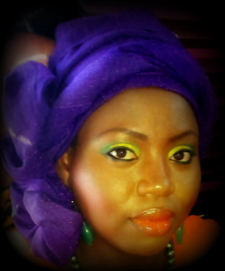 makeup by nigerian makeup artist